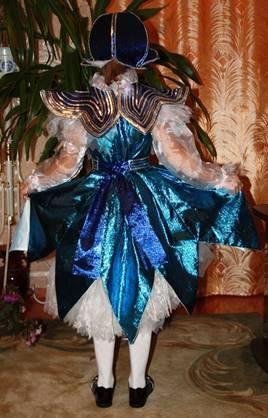 костюм колокольчика 2