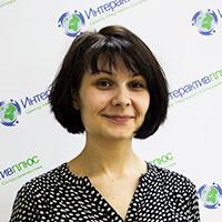 Бурковская Елена Витальевна