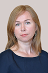 Antonova Lyudmila Vitalievna